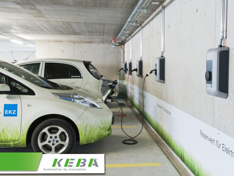 Five Reasons why KEBA EV chargers are the leading EV Charger for homes, offices, car parks and commercial sites across Australia.