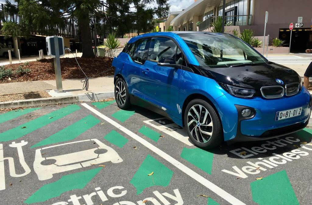 Electric Vehicle Charging Rates and the Difference between AC & DC Charging